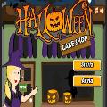 Hallowen Cake Shop