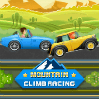 Mountain Climb Racing
