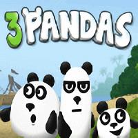 3 панди