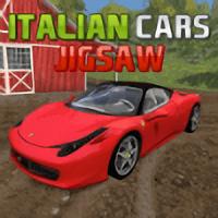 Мозайката на италианските автомобили