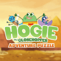 Hogıe The Gobehoppper Adventure Puzzle