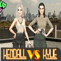 Kendall vs Kylıe Yeezy Edıtıon
