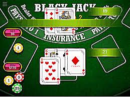 Blackjack Vegas 21