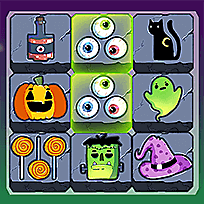 Mahjong Connectt Halloween