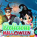 Delicious Halloween Cupcake