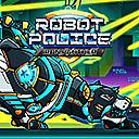Robot Police Iron Pantherr