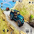 Симулатор на пътнически джипове на планински изкачване