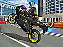 Супергеройски симулатор за мотоциклети