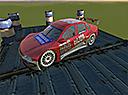 Невъзможен спортен автомобилен симулатор 3D