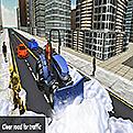 Симулатор за шофиране : Снегорин