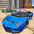 Полицейски дрифт със сензационни коли