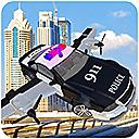 Симулатор на летящите полицейски коли
