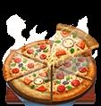 Хипопотам Пица Готвач
