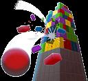 Разруши кулата 3D