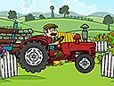 Доставка на трактор