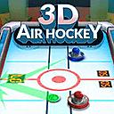 3D въздушен хокей