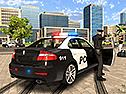 Пързалка на Полицейски Коли
