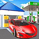 Газова Станция: Паркинг на Кола