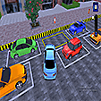 Garage Car Parking Simulator