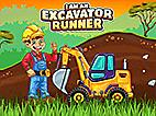 I am an Excavator Runner