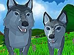 Wolf Simulator Wild Animals 3D