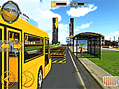 School Bus Driving Simulator