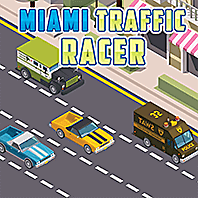 Miami Traffic Racer