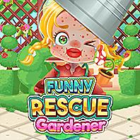 Funny Rescue Gardene