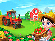 Farm House Farming Games for