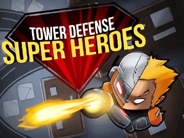 Tower Defense Super Heroes