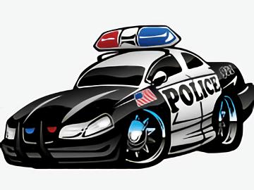 Police Cars Memory