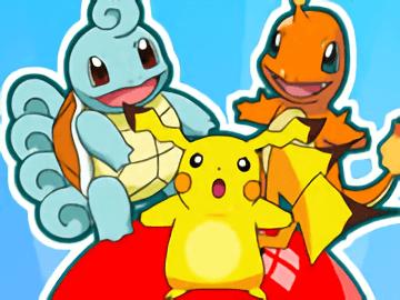 Pokémon Jump Jump