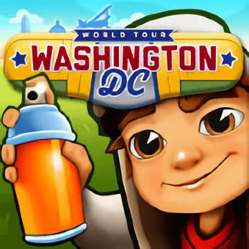 Subway Surfers Washington D.C.