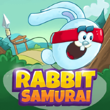 Rabbit Samuraii