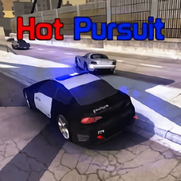 Police versus Thief Hot Pursuit