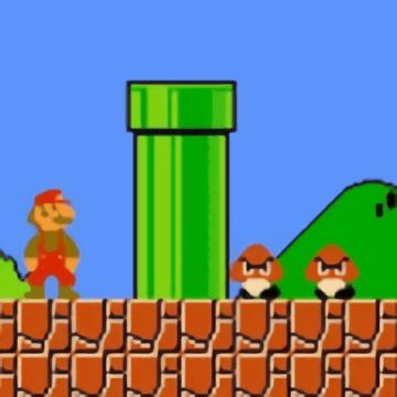 Super Mario Bros HTML5