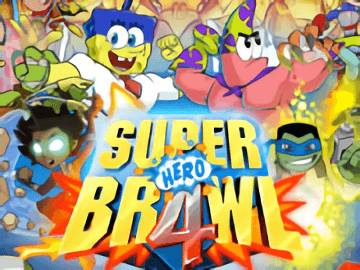 Super Brawl 4 Hero