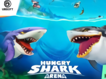 Hungry Shark Arena