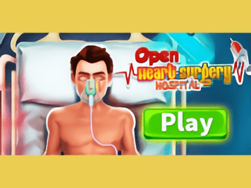 Heart Surgery And Multi Surgery Hospital Game
