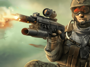 Fps Sniper Shooter Battle Survival