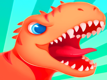 Jurassic Dig Dinosaur Game