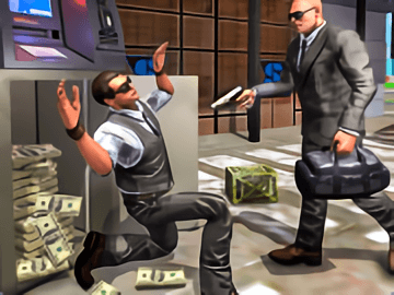 Bank Cash Transit 3D Security Van Simulator 2018