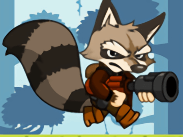 Raccoon World Jungle Adventure
