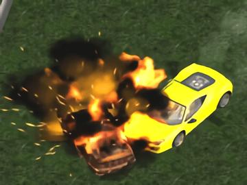 Crazy Demolition Derby Multiplayer