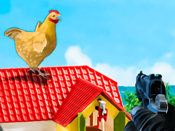 Classic Chicken Shooting