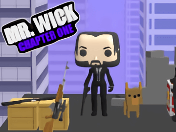 Mr. Wick Chapter One