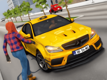 City Taxi Simulator