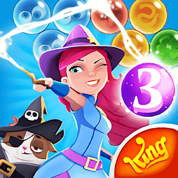 Bubble Witch Shooter Magical