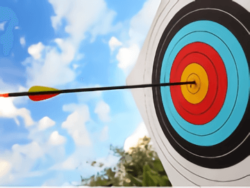 Archery Bow and Arrow
