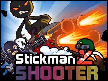 Stickman Shooter 2